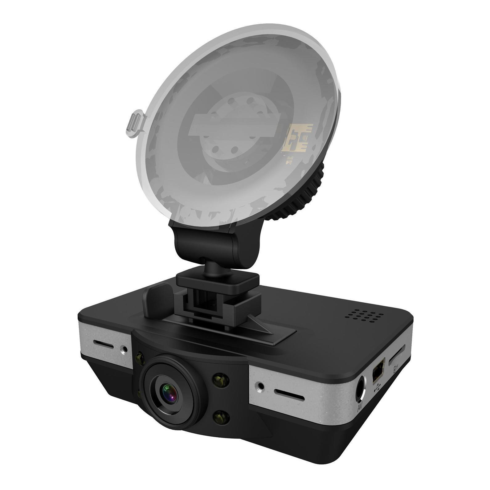 Supra SCR-880 видеорегистратор5529Автомобильный видеорегистратор SUPRA SCR-880 поможет вам сохранить уверенность и спокойствие при разборе любых спорных ситуаций, возникших на дороге. Высококачественная 5 Мп камера с отличным разрешением 1920х1080 пикселей позволит детально изучить полученную видеозапись и без проблем рассмотреть лица свидетелей и номера машин. Просмотреть отснятый материал можно прямо в салоне автомобиля на встроенном 2.7-дюймовом дисплее. Благодаря встроенной ИК-подсветке вам обеспеченна качественная видеозапись даже в темное время суток.