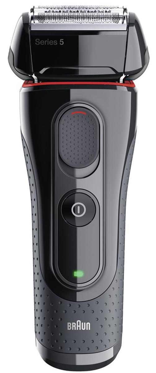 Braun Series 5 5020s электробритва81400829Новая Серия 5 от Braun:Сбривает то, что не под силу другим бритвам Максимальная продуктивность. Комфортное бритье даже в проблемных зонах. Braun Series 5 - это уникальное сочетание мощности и точности, которое обеспечивает высочайшую производительность с максимальным комфортом для кожи. Новая бритвенная технология FlexMotionTec обеспечивает больший контакт с кожей в проблемных зонах для более чистого бритья при меньшем давлении на кожу. Увеличенная на 20% мощность мотора PowerDrive обеспечивает высокую скорость бритья. Новая Series 5 от Braun – Срезает, то что другим не под силу. Эффективный захват проблемных волосков, особенно в труднодоступных местах. - Единственная в мире система очистки и подзарядки Clean&Charge с 4 функциями и специальной чистящей жидкостью на спиртовой основе. - Новая технология FlexMotionTec для чистого бритья без лишнего давления на кожу и раздражения....