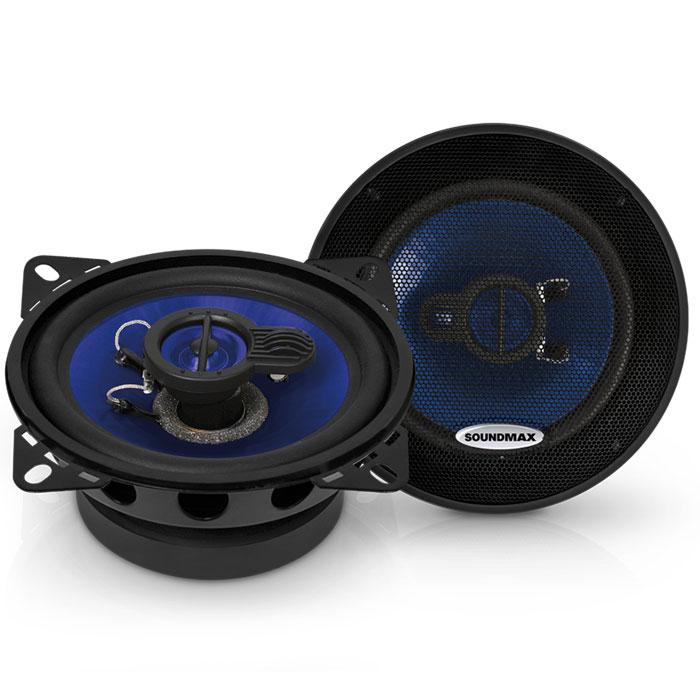 Soundmax SM-CSE403 колонки автомобильные