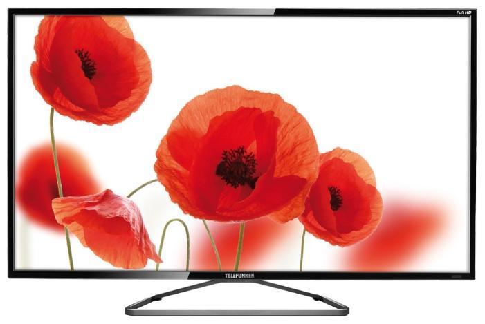 Telefunken TF-LED39S35T2, Black телевизор