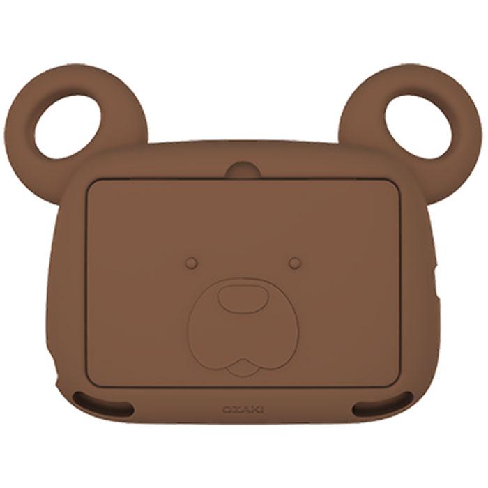 Ozaki O!Kiddo Bobo Bear чехол для iPad mini 3, Brown