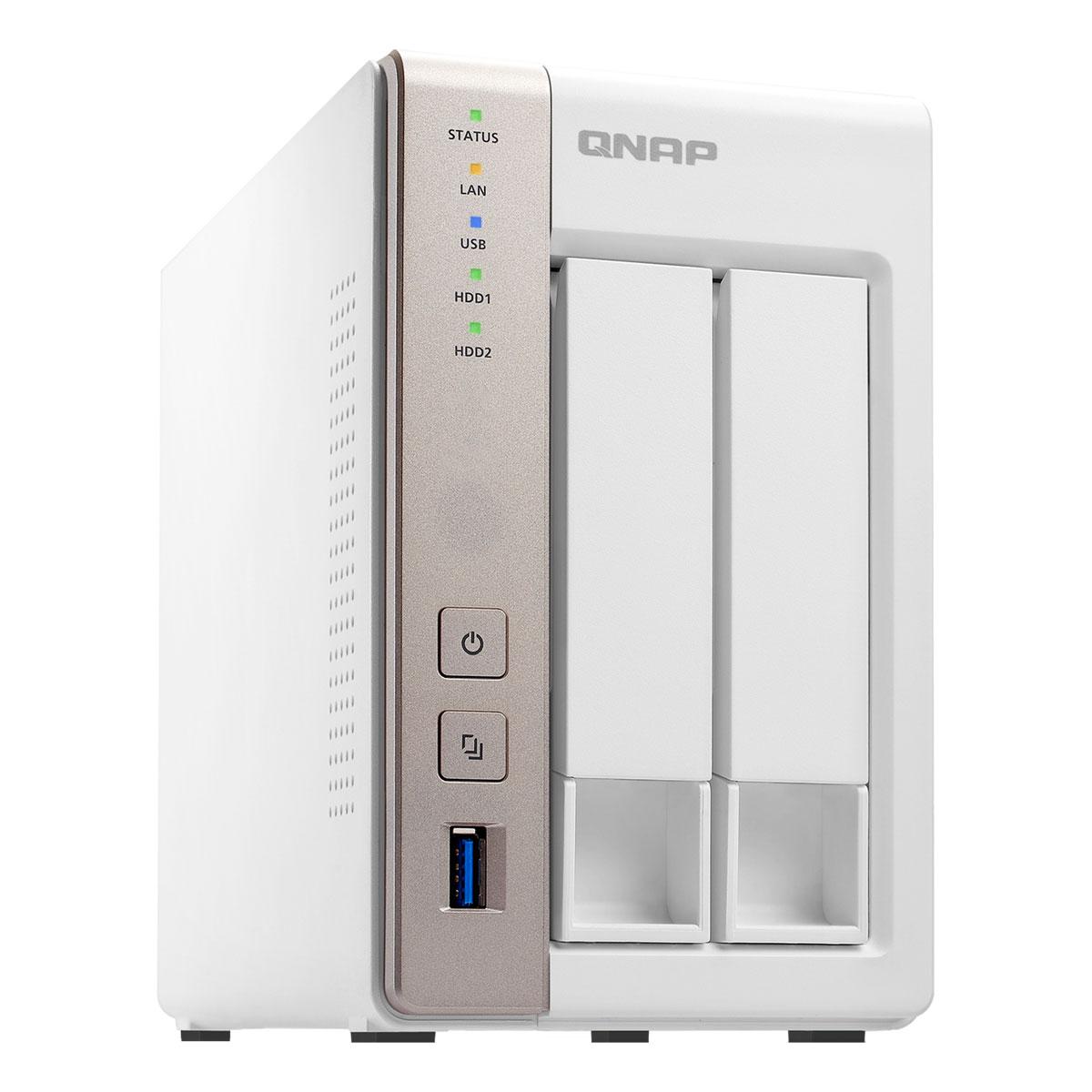 QNAP TS-251 сетевой RAID-накопительTS-251QNAP TS-251 – это высокопроизводительный сетевой накопитель с большой емкостью хранения для дома, малого офиса и рабочих групп. Оснащенное операционной системой QTS для сетевых накопителей QNAP, устройство идеально подойдет для резервного копирования данных, синхронизации файлов, безопасного удаленного доступа, организации медиабиблиотеки, а также надежного личного облака. Рабочий стол QTS 4.0, включающий в себя основное меню, графическую панель мониторинга, пиктограммы с возможностью перетаскивания, несколько рабочих столов, персонализированные обои и «умную» панель инструментов, значительно облегчает выполнение системных операций. Поддержка мультизадачности позволяет одновременно держать открытыми несколько окон, работая параллельно с различными приложениями. Весь ваш контент доступен вам в поездке! TS-251 обеспечивает постоянную доступность ваших данных в персональном «облаке», подключиться к которому можно через любой веб-браузер или...