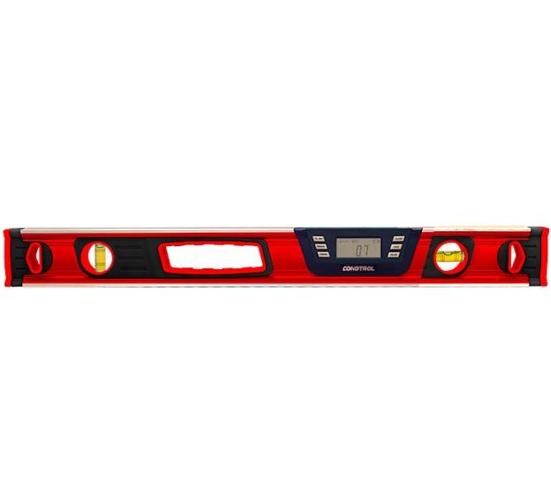 Электронный уровень, уклономер CONDTROL I-Tronix 601-1-025CONDTROL I-Tronix 60 - это замечательный электронный уровень, который пригодится как профессионалу, так и любителя. Модель создана из прочных и надежных материалов. Звуковой сигнал укажет на горизонтальное и вертикальное положение. Дополнительными преимуществами устройства являются фрезерованные поверхности и дисплей с подсветкой.