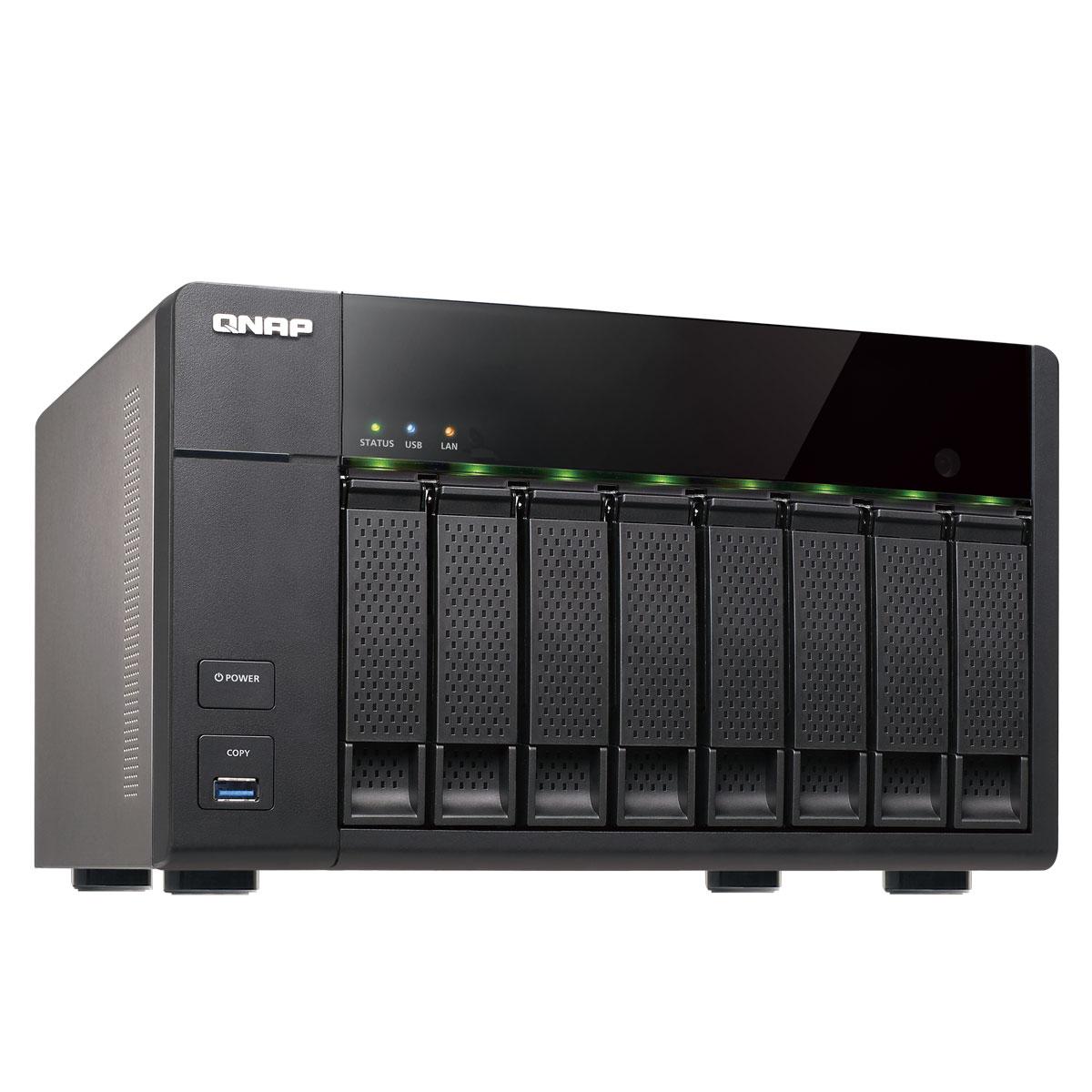 QNAP TS-851 сетевой RAID-накопитель