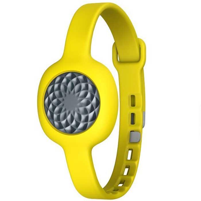 Jawbone UP Move JL07, Slate фитнес-браслет с ремешком0847912022191Держите себя в хорошей форме и сбрасывайте вес с удовольствием. Jawbone UP Move JL07 поставляется в различных ярких расцветках, которые можно сочетать и подбирать под фиксаторы и ремешки. Наденьте браслет и носите его повсюду. А светодиодный дисплей и функция Smart Coach позволяют трекеру Jawbone UP Move JL07 не только считывать ваши шаги и замерять сон, но и мотивировать вас на пути к лучшей жизни. Простой контроль времени и качества сна. Функция Smart Coach изучает ваши привычки, а затем предлагает персональные рекомендации в отношении того, как спать наиболее эффективно, чтобы просыпаться свежим и полным сил. Сканер штрих-кодов, система поиска по ресторанным меню и база данных продуктов позволяют мгновенно делать записи в дневнике питания и подсчитывать набранные калории. Smart Coach помогает вырабатывать полезные привычки и оценивает полезность того, что вы едите, по шкале полезности продуктов питания, поскольку здоровое питание предполагает не только...