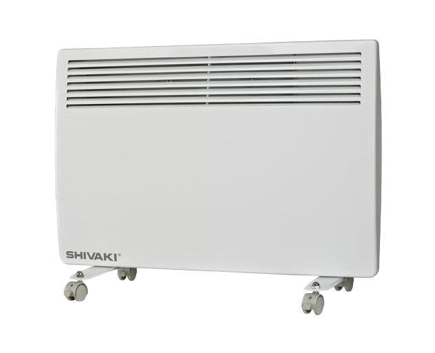 белый Shivaki SHCV-1015 конвекционный обогреватель