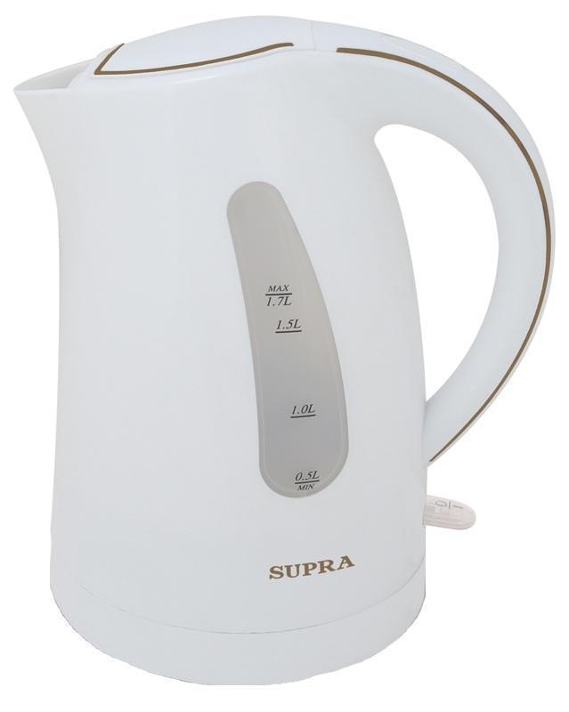 Supra KES-1721, White электрический чайник ( KES-1721 white )