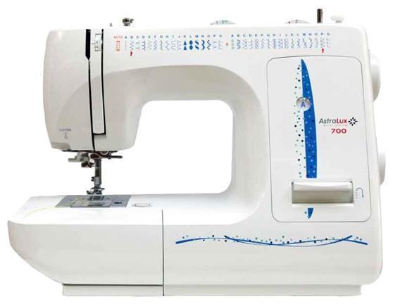 Astralux 700 швейная машина