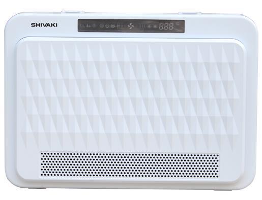 Shivaki SHAP-3010W очиститель воздухаSHAP-3010WОчиститель воздуха SHIVAKI SHAP-3010W необходим для восстановления воздушной среды в помещении. Чистый воздух является основой здоровья и жизни, поэтому данный прибор предотвращает размножение вирусов в воздухе, катехин и ультрафиолетовое излучение уничтожают бактерии и снижают токсическое действие вирусов. В очистителе воздуха установлен фильтр HEPA, который поглощает пыльцу, дым и некоторые воздушные частицы, являющиеся причиной аллергии, респираторных заболеваний и астмы. Фотокатализатор высокоэффективно очищает воздух от вредных и токсичных газов, а также убивает вирусы. Ультрафиолетовая лампа помогает уничтожить до 97,6% бактерий. Функция ионизации: отрицательные ионы в медицинской сфере считаются «витаминами воздуха», они улучшают иммунитет, если человек находится в среде с высоким содержанием отрицательных ионов. Цифровой дисплей с температурой работает от встроенного сенсорного датчика температуры, управление прибором происходит при помощи сенсорного монитора. Прибор...