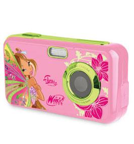 Vitek Winx 4301 Flora фотоаппаратWX-4301Волшебный фотоаппарат Vitek Winx 4301 Flora позволит получить очень четкое изображение. А благодаря большому объему памяти Вы сможете сделать много ярких и красочных фотографий! И еще, Вам понравятся стильные чехол и ремешок, которые идут в комплекте с фотоаппаратом. Матрица: 1/3.2 Поддержка карт памяти объемом до 16 ГБ