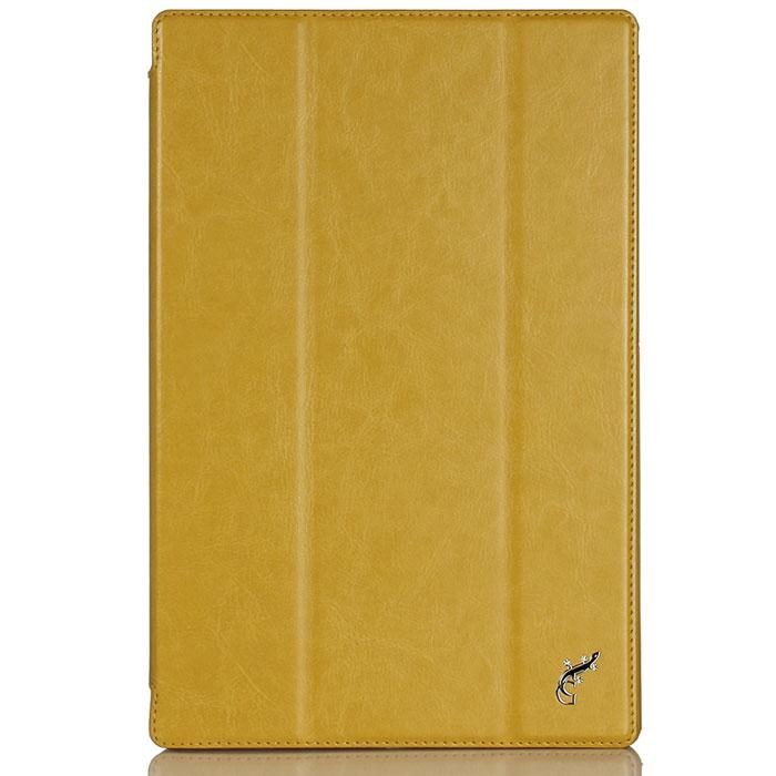 G-Case Slim Premium чехол для Sony Xperia Tablet Z4, OrangeGG-595Обладатели планшетов знают, как важно беречь устройство от негативных внешних и прочих механических воздействий. В противном случае можно довольно быстро расстаться с дорогостоящим гаджетом. Во избежание неприятных сюрпризов достаточно купить чехол G-Case Slim Premium для Sony Xperia Tablet Z4, чтобы наслаждаться своим смартфоном дома, на досуге или в дороге. Чехол тщательно продуман разработчиками для обеспечения максимальной защиты электронного устройства от пыли, влаги, грязи, ударов, падений, царапин и потертостей.