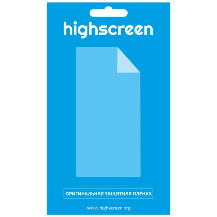 Highscreen защитная пленка для Pure F, матовая22848Матовая защитная пленка для смартфона Highscreen Pure F надежно защитит экран вашего смартфона от царапин, брызг и пыли.
