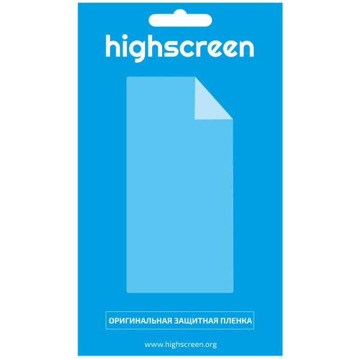 Highscreen защитная пленка для Verge, матовая
