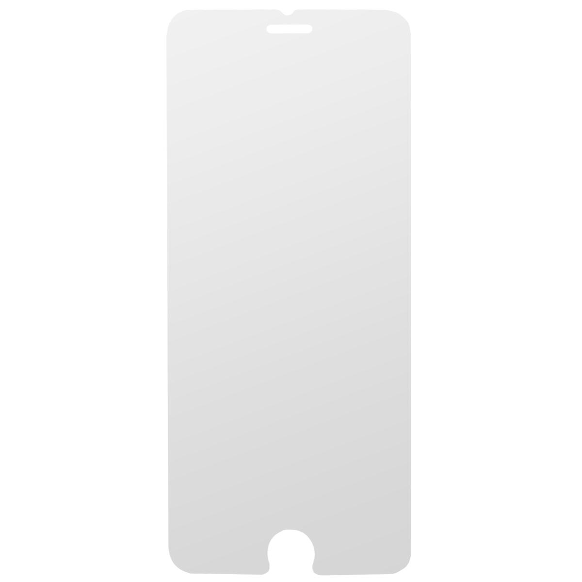 Highscreen защитное стекло для iPhone 6 Plus, прозрачное22884Защитное стекло Highscreen для iPhone 6 Plus - надежная защита экрана смартфона от грязи, пыли, отпечатков пальцев и царапин. Стекло изготовлено точно по размеру экрана, отличается кристальной прозрачностью и имеет все необходимые прорези.