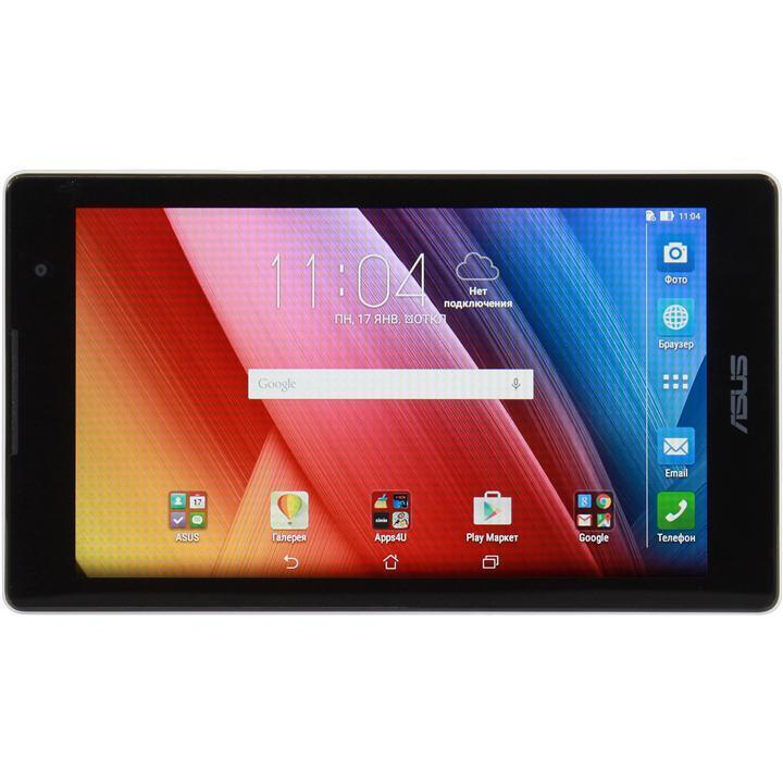 Asus ZenPad C 7.0 Z170CG, Black (90NP01Y1-M00760)90NP01Y1-M00760ASUS ZenPad 7 Z170CG очень эргономичная модель, в ней прекрасно сочетается компактность и мощность устройства, планшет весит всего 265 грамм, при этом ширина составляет всего 8,4 мм. Такие размеры заметно выделяют ZenPad 7 Z170CG от других планшетов на рынке. Трудно представить, но в таком компактном корпусе уместился мощный четырехъядерный процессор от компании Intel, благодаря которому, вы без труда сможете делать все то, что хотели делать на вашем планшетном устройстве. Просмотр фильмов в высоком качестве, музыка, современные игры, создание презентаций, документов, чтение книг и многое другое подвластно ASUS ZenPad 7 Z170CG Прекрасный дисплей, который с легкостью сможет продемонстрировать вам яркую и сочную картинку, избавлен от бликов на солнце, вы сможете смотреть на дисплей под любым углом без потери качества изображения Отдельно стоит упомянуть камеру дисплея, с помощью которой ваши снимки будут максимально яркие и четкие, так что вы легко сможете...