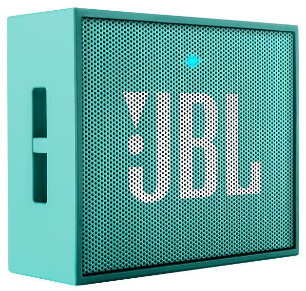 JBL GO, Teal портативная акустическая система