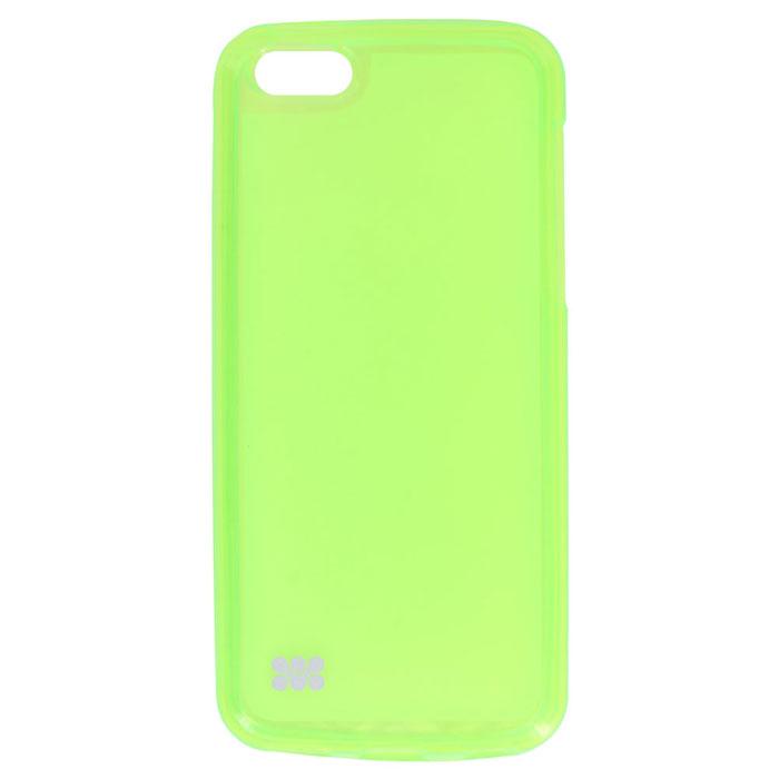 Promate Akton 5c чехол-накладка для iPhone 5c, Green