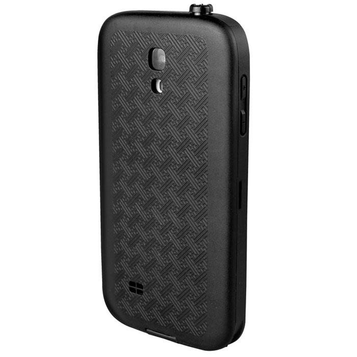 Promate Diver.S4 чехол для Samsung Galaxy S4, Black00007736Diver.S4 - это защитный чехол изготовленный с учетом требований предъявляемых военным стандартом IP68. Он водонепроницаем и может быть погружен в воду на глубину до 2-х метров длительностью до 30 минут. При своей внешней крутости Diver-S4 убережет ваш смартфон от воды в то время, как вы плаваете, плескаетесь в бассейне или принимаете ванну. Жесткий корпус со специальными вставками и прозрачной фронтальной вставкой надежно оберегают Galaxy S4 от случайных падений, царапин и потертостей. С Driver-S4 вы можете говорить по телефону, писать sms, лазить в интернете, фотографировать и вести видеосъемку даже под водой!!! В комплект входит специально разработанный водонепроницаемый разъем для подключения наушников!