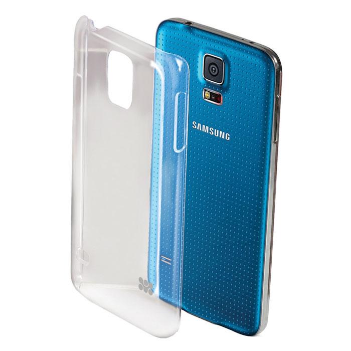 Promate Crystal-S5 чехол-накладка для Samsung Galaxy S5, Clear00007720Promate Crystal-S5 произведен из кристально чистого поликарбоната и обработан УФ-покрытием против царапин, что обеспечивает оптимальную защиту. Технические отверстия вырезаны максимально точно и обеспечивают неограниченный доступ к портам и кнопкам вашего смартфона. Позвольте вашему Samsung Galaxy S5 сиять как кристалл.