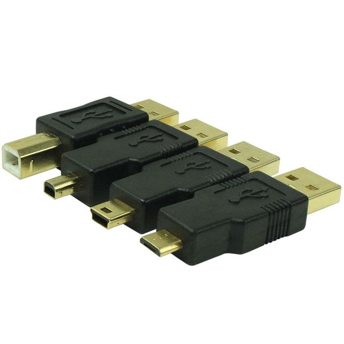 Promate linkMate.U5 комплект кабелей USB