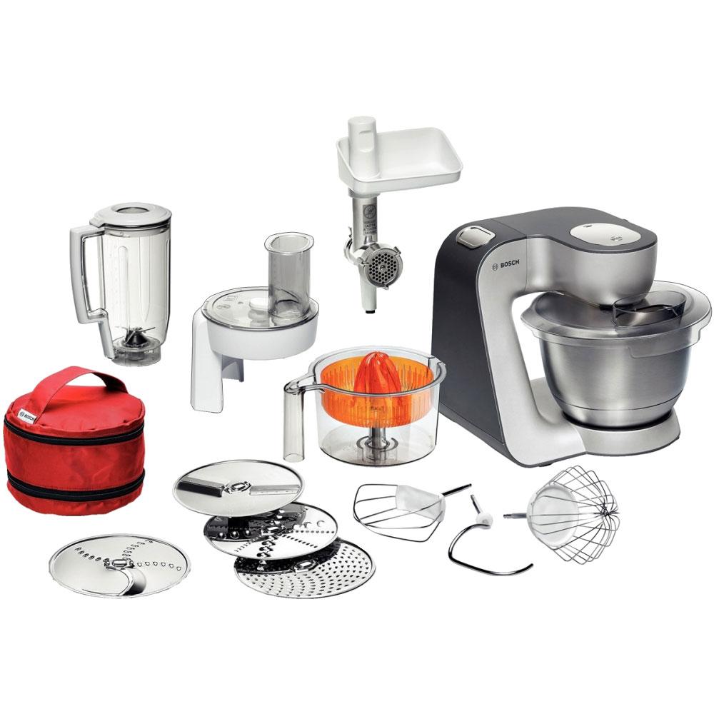 Bosch MUM 56S40 кухонный комбайн