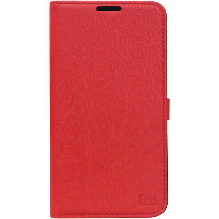Promate Tava-S5 чехол для Samsung Galaxy S5, Red