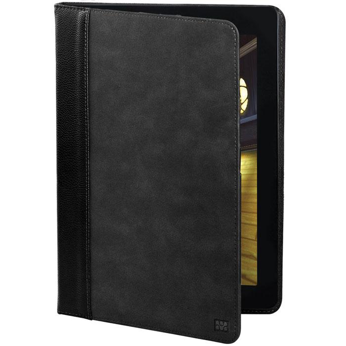Promate Rind-8, Black универсальный чехол для планшета00007610Promate Rind-8 - это инновационный чехол из кожи премиум класса, придающий вашему планшетному компьютеру дополнительный шик и обеспечивая ему ежедневную защиту от ударов, потертостей и царапин. Rind-8 оснащен уникальной многоразовой гелевой прокладкой, надежно крепящей ПК к поверхности чехла. В откидывающейся крышке предусмотрены вырезы для хранения карт, наличных денег и т.д. Promate Rind-8 легко превращается в удобную подставку для горизонтального просмотра. Легкий, элегантный и стильный !
