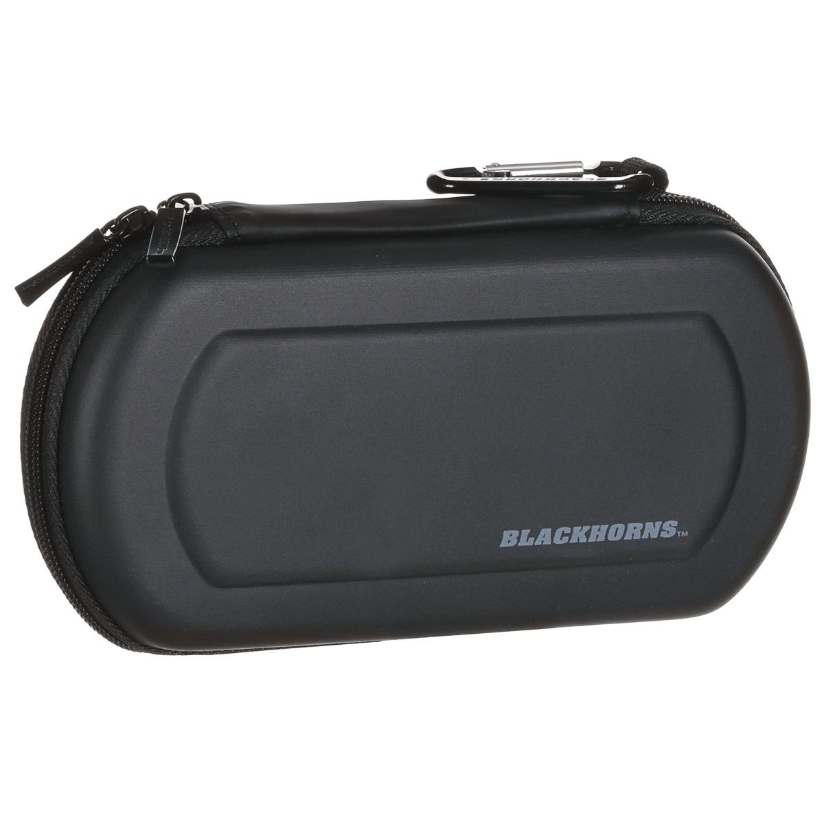 Защитный чехол Black Horns для Sony PSP E1000/2000/3000 (New Version), черный