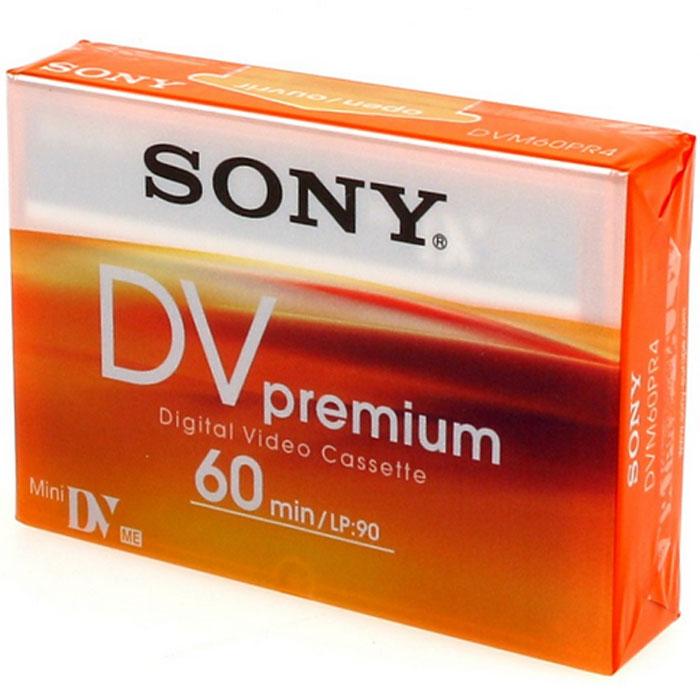 Sony DVM 60 PR Premium видеокассета MiniDV