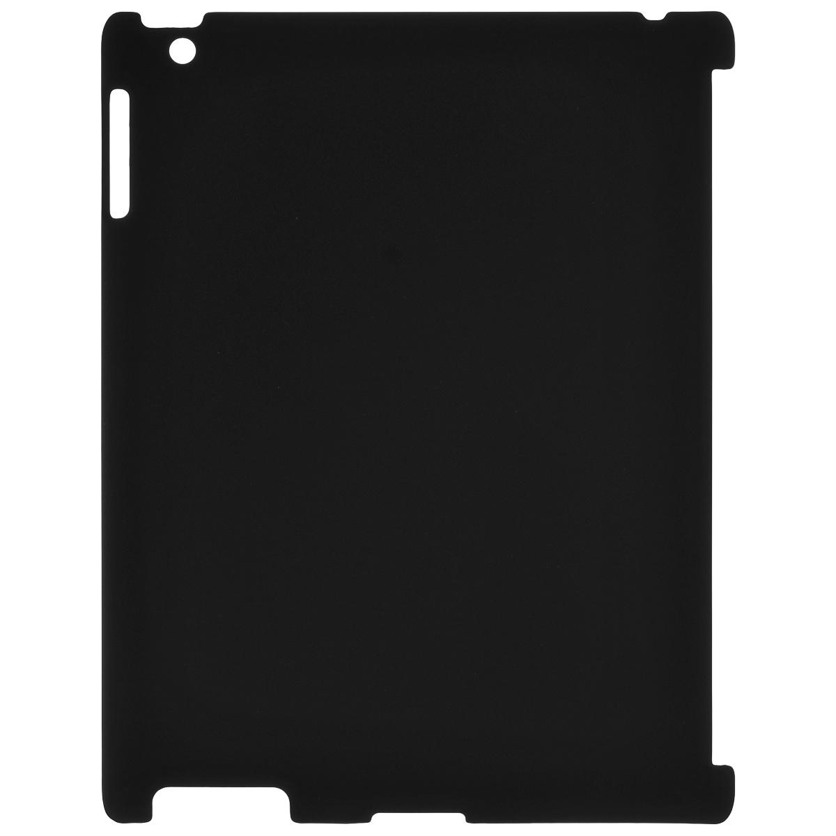 Black Horns чехол для iPad2, Black (BH-iD2201)