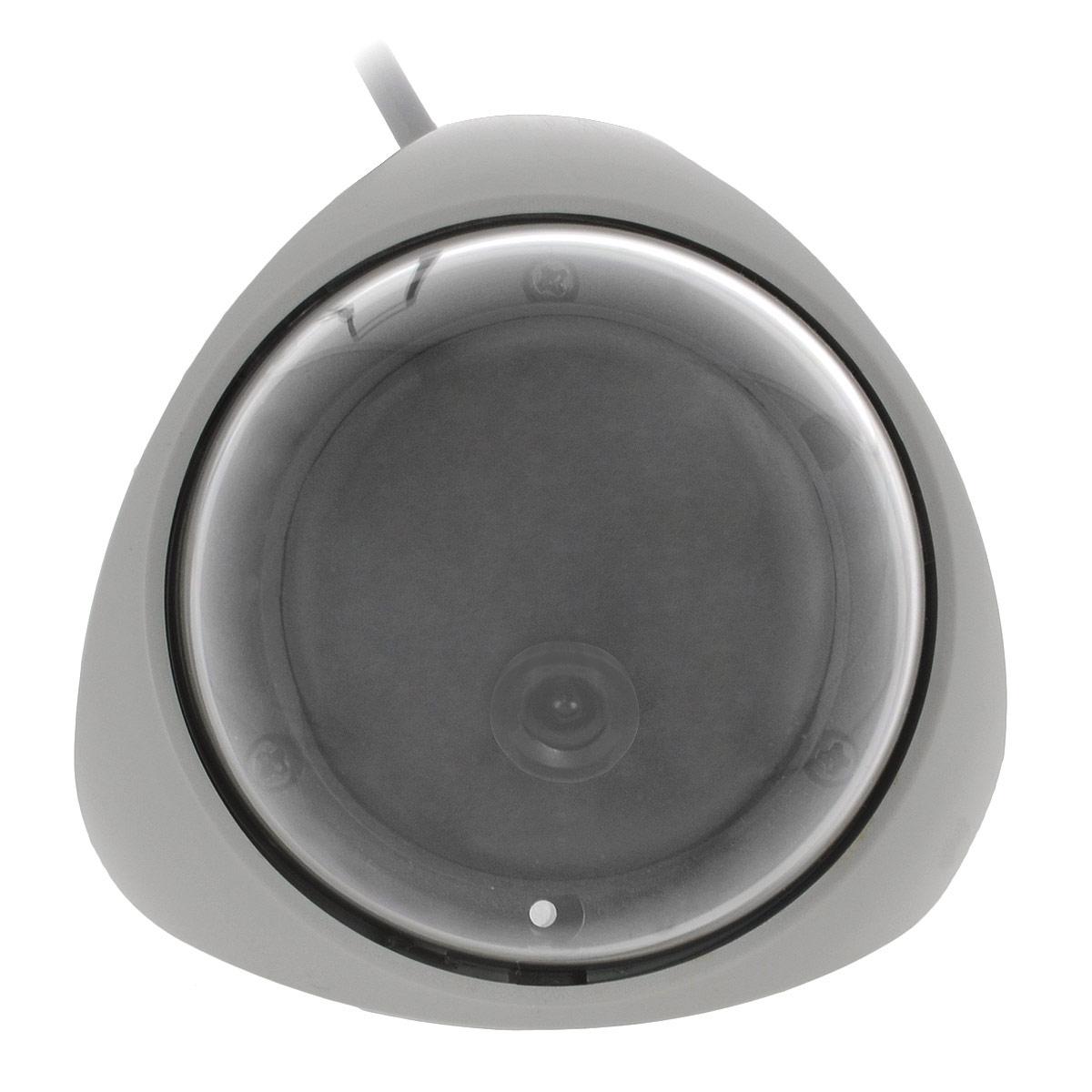 Sapsan SAV309A купольная видеокамера с микрофономSAV309 AudioЦветная купольная видеокамера Sapsan SAV309A высокого разрешения и высокой чувствительности, предназначена для организации видеонаблюдения и аудиоконтроля внутри помещений. Камера снабжена высокочувствительным микрофоном. Оснащена функциями автоматического баланса белого (AWB), встроенной компенсации засветки (BLC). Отличительная характеристика этой камеры - отношение сигнал/шум (58дБ), такую камеру можно ставить на большом удалении от приемника видеосигнала. Для подключения камеры Sapsan SDC309A к устройству приема видеосигнала необходимо использовать коаксиальный кабель с волновым сопротивлением 75 Ом.