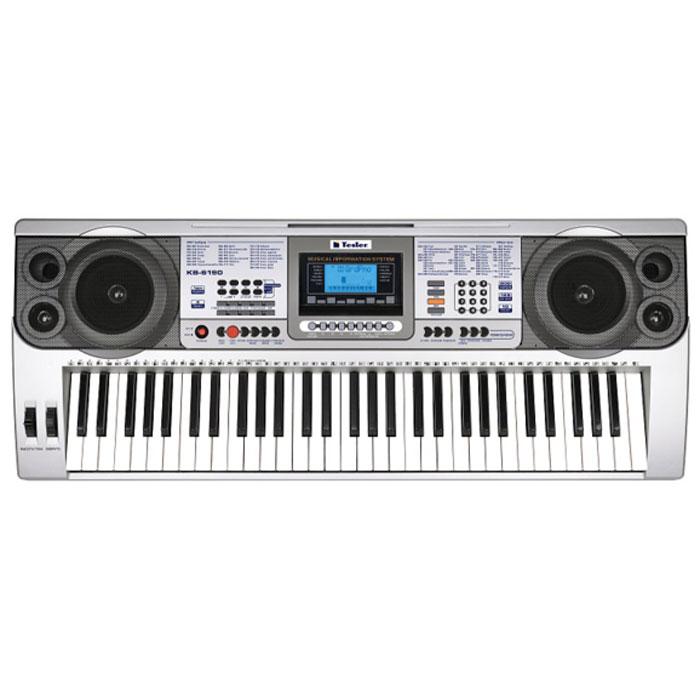 Tesler KB-6190 синтезатор