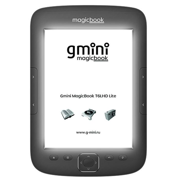 Gmini MagicBook T6LHD Lite электронная книга