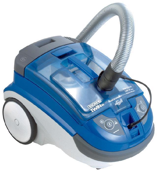 Thomas 788539 Twin TT Parquet, Blue моющий пылесос ( 788539 )