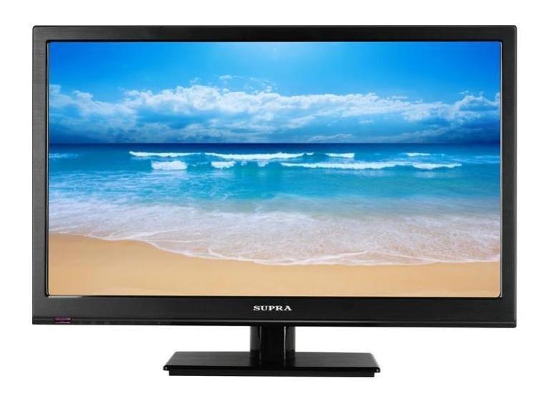 Supra STV-LC22500FL телевизорSTV-LC22500FLSTV-LC22500FL - 21.5-дюймовый телевизор от Supra, вокруг которого будет собираться вся семья. Эта модель – хороший выбор для тех, кто хочет приобрести небольшой качественный телевизор для кухни, спальни или дачи, не переплачивая за технические усовершенствования. Высокое разрешение обеспечит четкую, яркую картинку с хорошей насыщенностью цветов и высокой детализацией - ваши любимые фильмы заиграют для вас новыми красками. Вы сможете использовать эту модель как полноценный USB медиаплеер благодаря широкой поддержке распространенных форматов. Наслаждайтесь просмотром ваших любимых видео, комфортно расположившись в гостиной, не теснясь у компьютерного монитора. Или освежите впечатления об отпуске, устроив семейный просмотр фотографий на большом экране.
