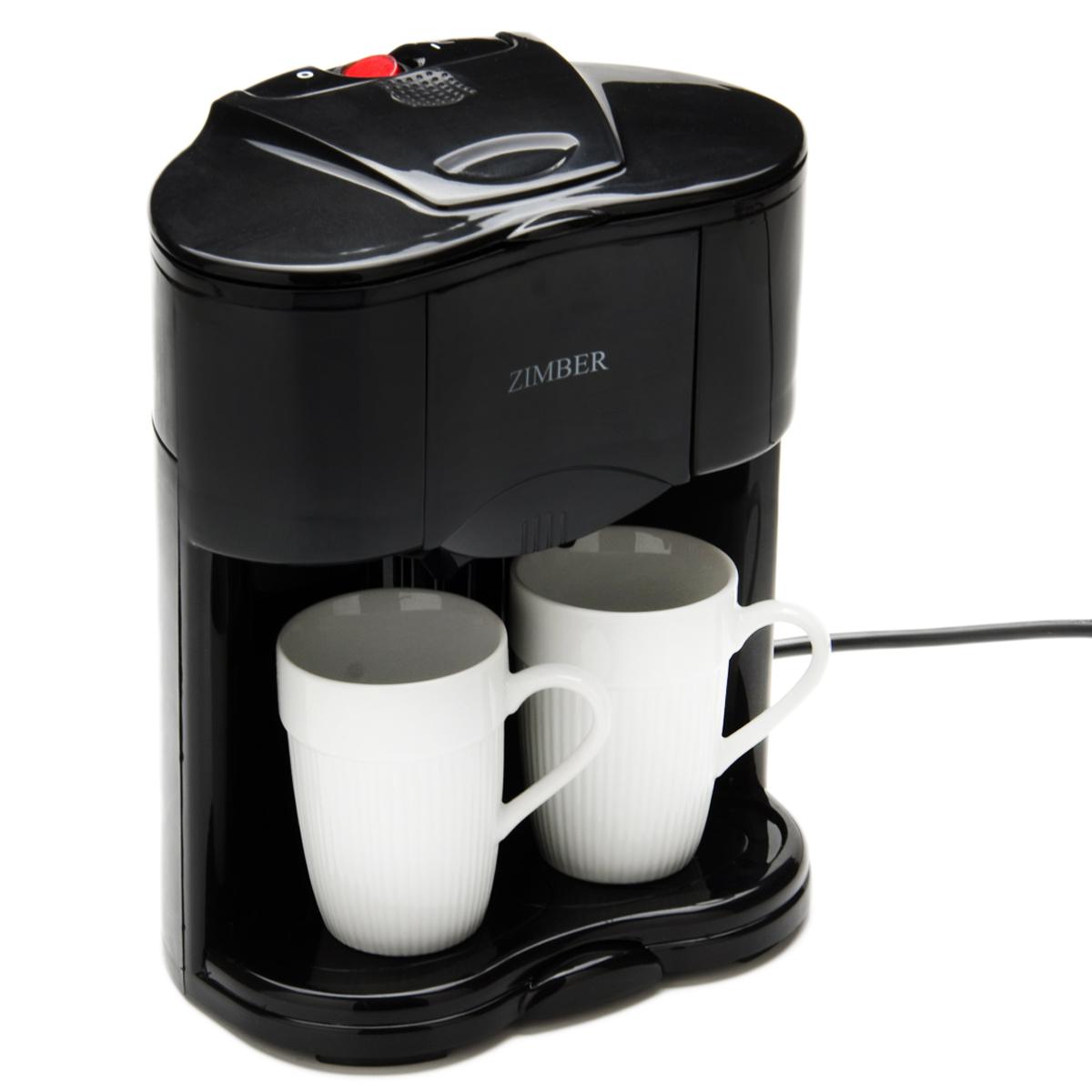 Zimber ZM-11010 кофеварка