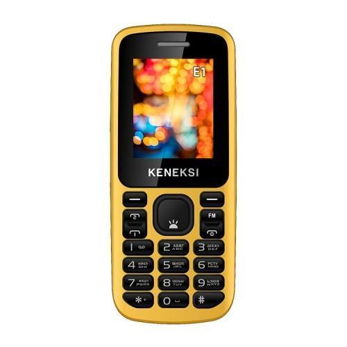 Keneksi E1, Yellow