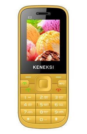 Keneksi E2, Yellow