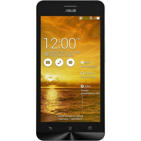 Asus Zenfone 5 A500KL, Gold (90AZ00P4-M01270)
