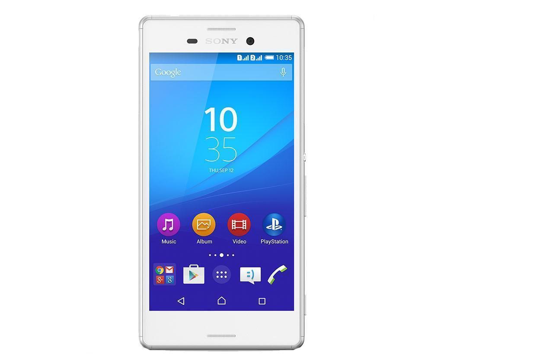 Sony Xperia M4 Aqua, White