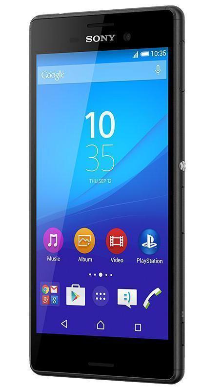 Sony Xperia M4 Aqua Dual LTE, Black