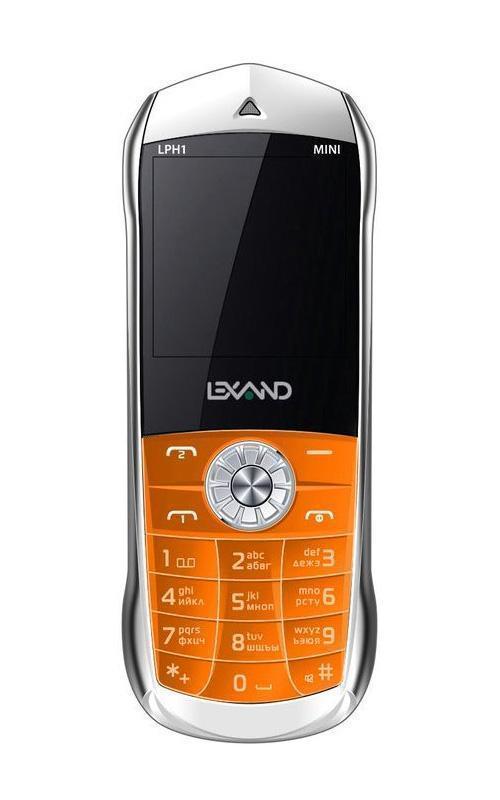 Lexand LPH1 Mini, Orange