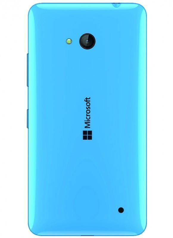 Microsoft Lumia 640 LTE Dual Sim, Cyan