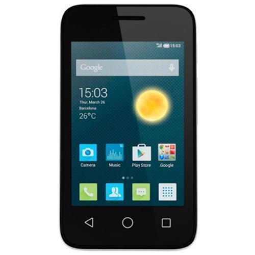 Alcatel OT-4009D Pixi 3 Dual, White Black4009D-2BALRU1Не оставайтесь в каменном веке операционных систем. Пользуйтесь многофункциональной ОС Android для смартфона. Или выберите Firefox с открытым исходным кодом, которая адаптируется к прогрессирующим технологиям. Почуствуйте весь мир на кончиках пальцев с 3G +. Делитесь, качайте и всегда будьте в курсе собитий независимо от того, где вы находитесь Просто потому, что телефон является не дорогим, не означает, что вы должны пропускать новомодные введения. Наслаждайтесь доступом к официальному рынку приложений и получайте все что Android может Вам предложить. Благодаря Deezer вы всегда найдете музыку которую любите слушать. Создавайте свои плейлисты и вдохновляйтесь в любое время и в любом месте