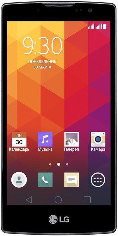 LG Spirit H422, WhiteLGH422.ARUSWHHD-дисплей 4,7 с технологией In-Cell Touch Мгновенный отклик на касание и улучшенное качество изображения - бесспорные плюсы великолепного HD-дисплея диагональю 4,7 дюйма, выполненного по технологии In-Cell Touch Изогнутый дизайн Уникальный дизайн с легким изгибом корпуса - и вы всегда в центре внимания 4-ядерный процессор 1,3 ГГц Возможности 4-ядерного процессора помогут вам решить все необходимые задачи в течение дня. Испытайте его скорость работы в многофункциональном режиме. Съемка по жесту руки Надоели селфи c нелепыми позами? С функцией Съемка по жесту руки вы сможете делать снимки максимально естественными. Сожмите открытую ладонь, и камера начнет 3-секундный отсчет, перед тем как сделать снимок. У вас будет достаточно времени, чтобы принять удобное положение. Съемка в одно касание Больше никаких лишних движений: достаточно одного касания в любой...