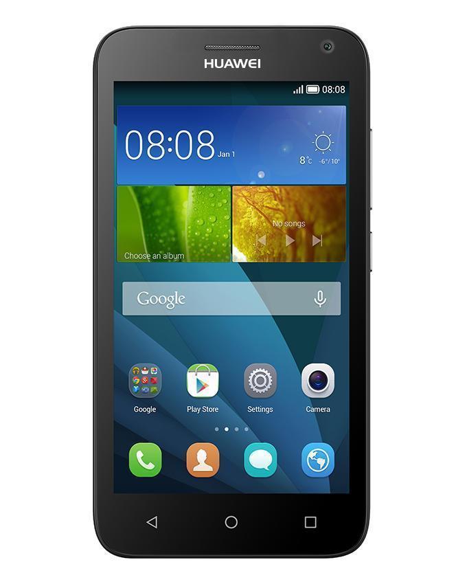 Huawei Y3C (Y336-U02) Dual Sim, Black ( 51050HHA )