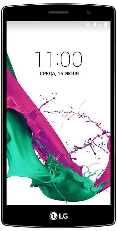 LG G4S H736, White