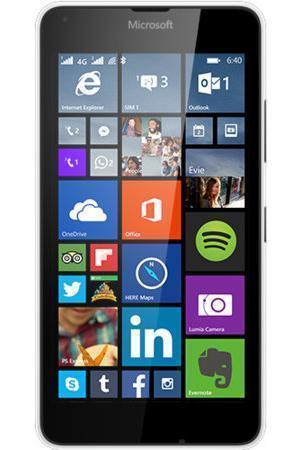 Microsoft Lumia 640, WhiteA00024643Безграничные возможности Вместе с новой Lumia 640 Две Сим-карты вы открываете мир ярких цифровых возможностей. Этот многофункциональный смартфон уже содержит набор бесплатных сервисов Microsoft, полностью готовых к работе. Включайте ваш новый Lumia 640 LTE Две Сим-карты и делайте снимки, играйте, редактируйте документы или общайтесь с друзьями по Skype. Телефон с диагональю экрана 5 дюймов и поддержкой 3G создан для того, чтобы сделать привычные вещи ярче и удобнее Один год Office 365 Персональный прилагается Просматривайте, редактируйте и отправляйте документы Microsoft Office вне зависимости от того, где вы находитесь. Широкий экран Lumia 640 LTE Две Сим-карты позволяет читать и вносить правки в текстовые файлы без всяких затруднений. Все ваши данные хранятся в пространстве OneDrive. Это означает, что ни один байт информации гарантированно не будет потерян. Купите Lumia 640 Две Сим-карты и получите годовую подписку на Office 365...