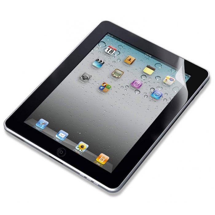 Harper SP-S IPAD защитная пленка для Apple iPad 2/3/4, глянцеваяSP-S IPADГлянцевая защитная пленка Harper SP-S IPAD для Apple iPad 2/3/4. Изготовлена из многослойного материала РЕТ. Защищает экран от царапин и влаги, не деформируется со временем и не искажает изображение. В комплект входит все необходимое для установки пленки.