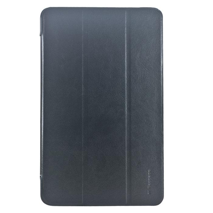 IT Baggage чехол для Huawei Media Pad T1 10, BlackITHWT1105-1Чехол IT Baggage для Huawei Media Pad T1 10 - это стильный и лаконичный аксессуар, позволяющий сохранить планшет в идеальном состоянии. Надежно удерживая технику, обложка защищает корпус и дисплей от появления царапин, налипания пыли. Также чехол IT Baggage можно использовать как подставку для чтения или просмотра фильмов. Имеет свободный доступ ко всем разъемам устройства.